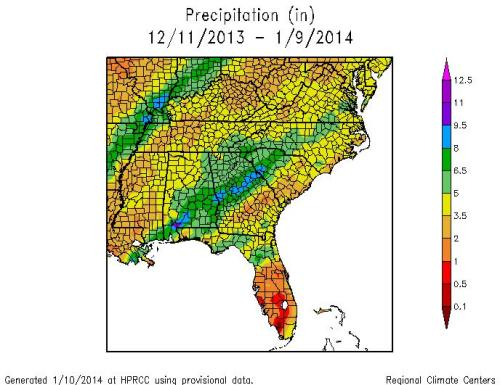 Precip Dec-Jan