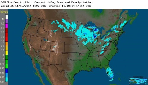 Precip national Nov19