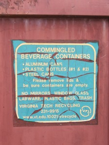 Waste - VT recycling commingled bin and list Nov12 2014