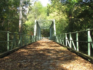 Waterloo Bridge VIDEO over Rapp River RT 613 Culpeper-Fauquier line Oct 2014 by Julie Bolthouse rcvd 12-9-14