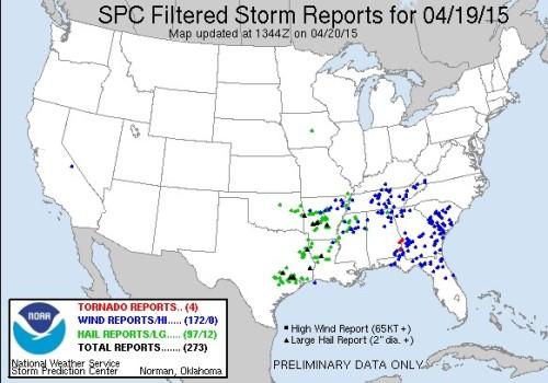 Storm Reports Apr 19