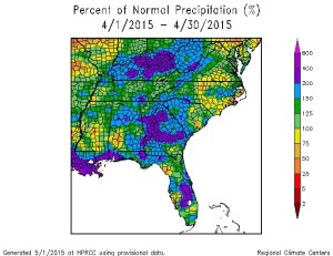 Precip 30 day Apr 30