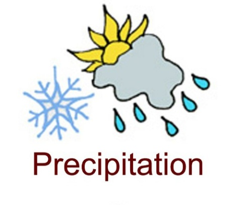 Precipitation Icon by George Wills