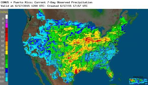 Precip US Jun17