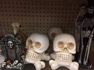 Skeleton-related items at CVS Oct 21 2015