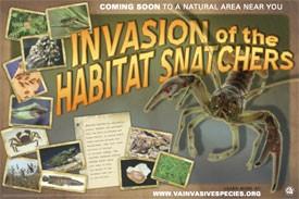 Invasives poster