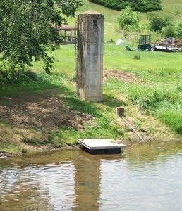 July 2016 Gage Cowpasture River at Rt 633 Jul19 09