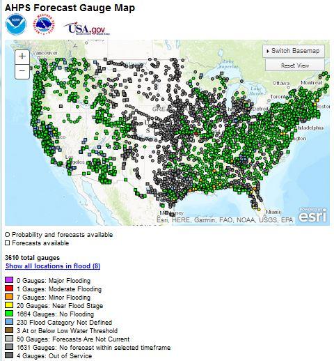 Flooding US