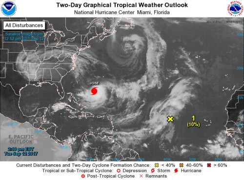 tropical storms 2 day Sep12