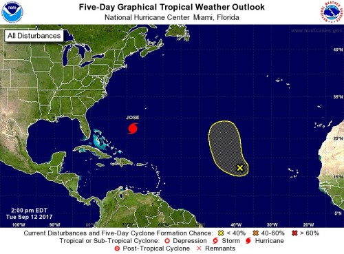 tropical storms 5 day Sep12