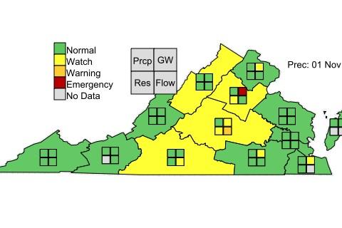 Drought VA Nov1