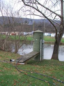 USED GRDec2017 Nov09 Roanoke River at Lafayette Nov26 09