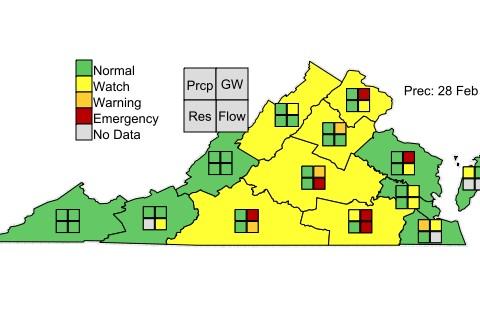 Va Drought Feb28