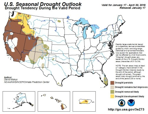 Drought Outlook Feb3