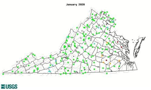 Streams Map Jan20